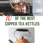 Best Copper Tea Kettle: Reviews