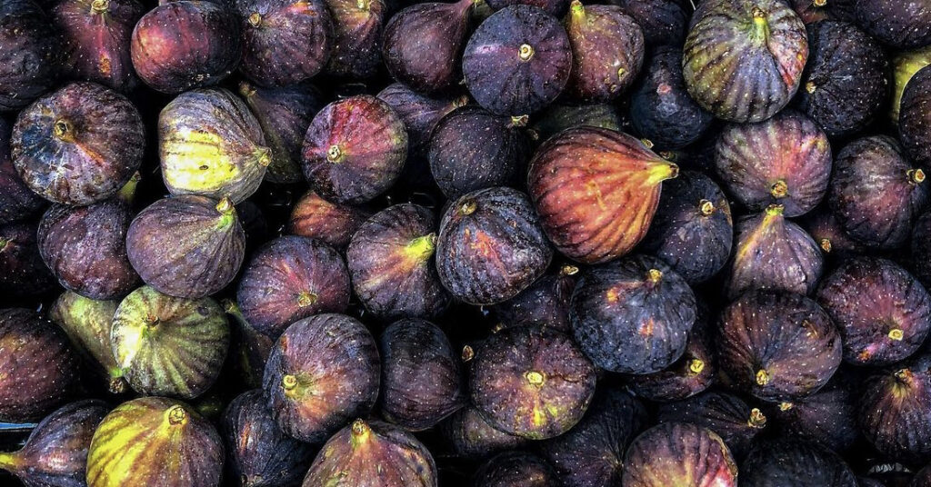 How to freeze figs when you have too many